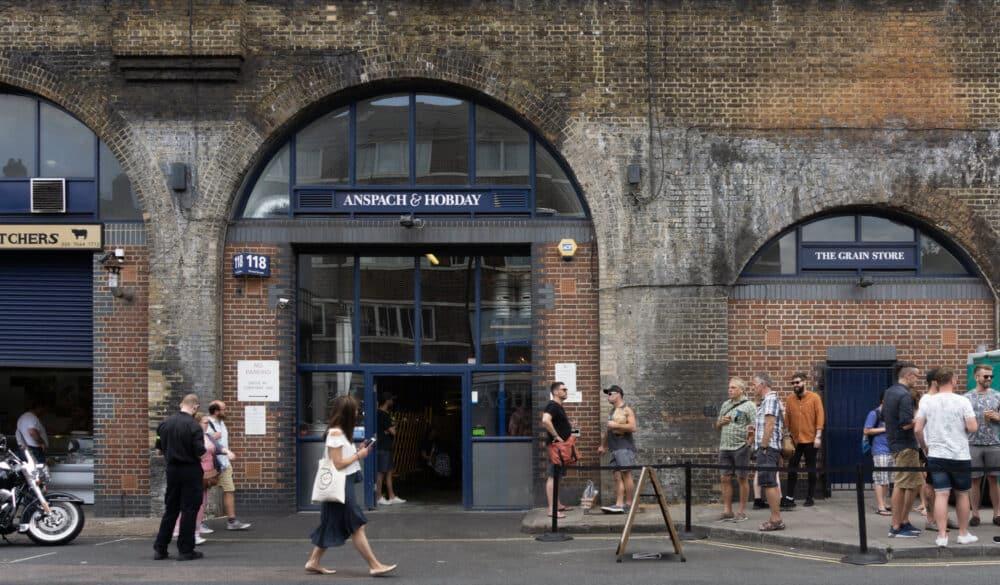 Anspach & Hobday Brewery - Bermondsey